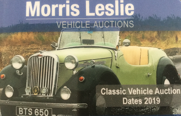 October Mid-Week Run @ Morris Leslie Classic Auctions