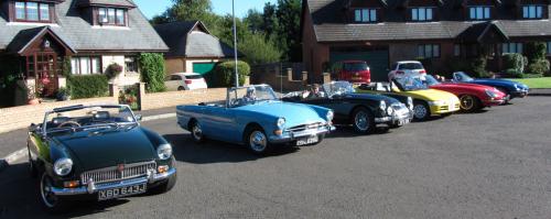 Members Cars